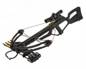 Man Kung MK-XB53 crossbow scope package from Man Kung crossbows